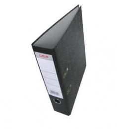 Biblioraft marmorat negru  7.5 cm