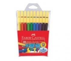 Carioca 10/set Faber Castell
