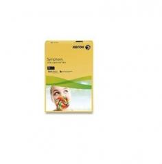 Carton Xerox A4 160G Color  Buttercup