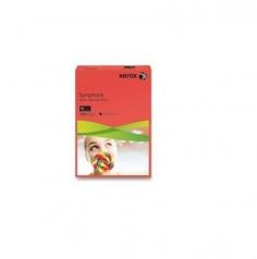 Carton Xerox A4 160G Color  Dark Red