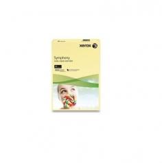 Carton Xerox A4 160G Color Yellow