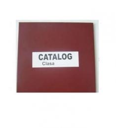 Catalog cls. I- IV carton