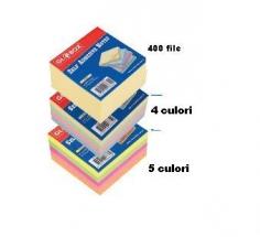 Cub 5 culori 75 x 75 mm