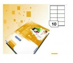 Etichete autocolante Office 10/pag