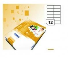 Etichete autocolante Office 12/pag