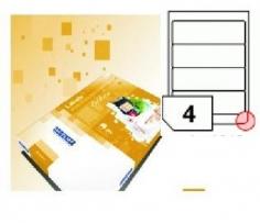 Etichete  autocolante Office 4/pag
