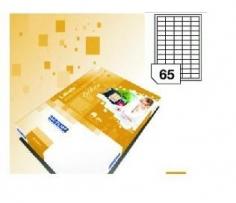 Etichete autocolante Office 65/pag