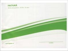 Factura A5 3 ex. cu TVA