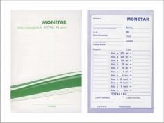 Monetar A6 2 ex.