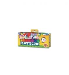Plastilina 12 culori/set  Pigna