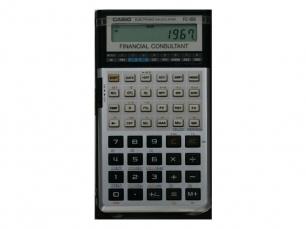 Calculator Casio FC 100