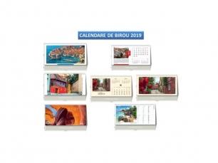 Calendar de birou 13 file  2019