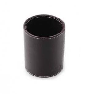 Suport cilindric imitatie piele 3804 Mas