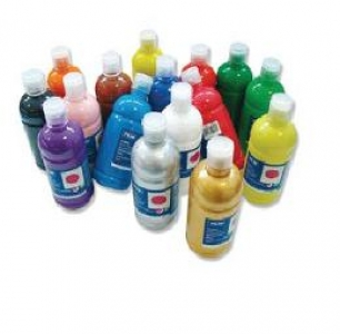 Tempera 500 ml color Milan
