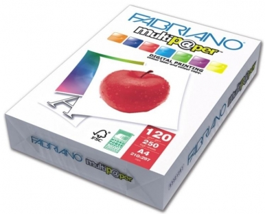 Carton Fabriano A4 120G