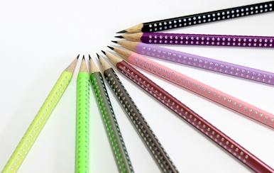 Creion  Faber Castell Sparkle
