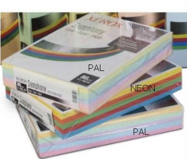 Hartie Xerox A4 5 culori/top NEON