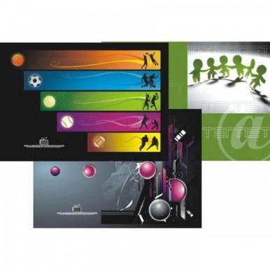 Registru A4 96 File Dictando/Matematica Educ@