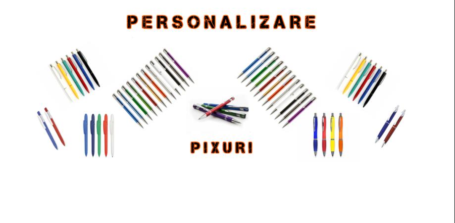 Banner pixuri pentru personalizat